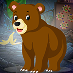 Bear Escape From Cavern