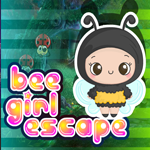 Bee Girl Escape