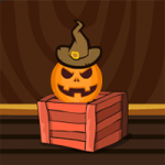 Billy Halloween Pumpkin House Escape