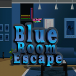 Blue Room Escape KNFGames