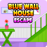Blue Wall House Escape
