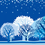 Blue Winter Amajeto