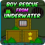 Boy Rescue From Underwater