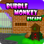 Bubble Monkey Escape
