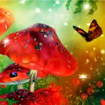 Butterfly Fantasy Forest Escape