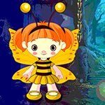 Butterfly Girl Escape