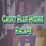 Cadet Blue House Escape