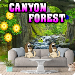 Canyon Forest Escape