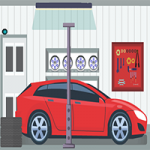 Car Workshop Escape OnlineGamezWorld