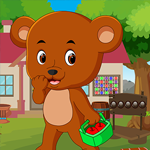 Cartoon Bear Rescue