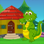 Cartoon Dinosaur Rescue