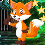Cartoon Fox Rescue