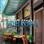 Cartoon Street Escape 4