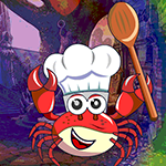Chef Crab Escape