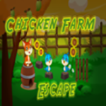Chicken Farm Escape 8BGames