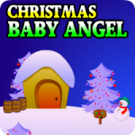 Christmas Baby Angel Escape