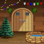 Christmas Dark Room Escape 2
