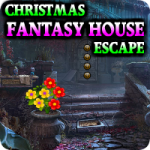 Christmas Fantasy House Escape