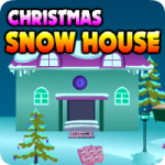 Christmas Snow House Escape