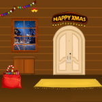 Christmas Wooden Room Escape