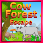 Cow Forest Escape