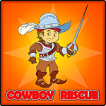 Cowboy Rescue From Pit