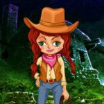 Cowgirl Forest Rescue