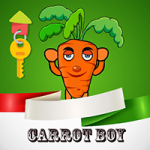 Cute Carrot Boy Rescue