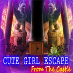 Cute Girl Escape From The Castle