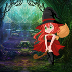 Cute Witch Rescue 2