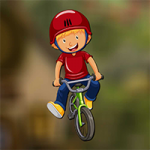 Cycling Boy Escape