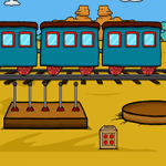 Desert Train Escape