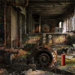 Dilapidated Factory Escape