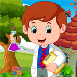 Environmental Scientist Boy Rescue