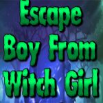 Escape Boy From Witch Girl