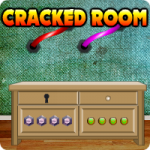 Escape Cracked Room