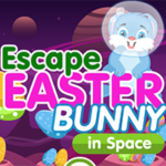Escape Easter Bunny In Space