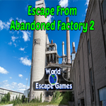 Escape From Abandoned Factory 2 WorldEscapeGames