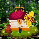Escape From Golden Bee Forest