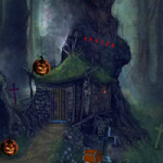 Escape From Halloween Forest