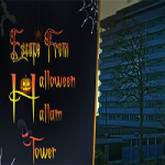 Escape From Halloween Hallam Tower