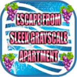 Escape From Sleek Grayscale Apartment