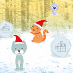 Escape Game Cats Christmas