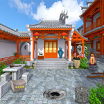 Escape Game Chinese Residence