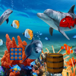 Escape Game Find The Kooky Fish