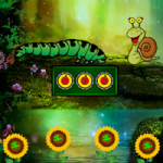 Escape Game Save The Caterpillar