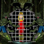 Escape Game Save The Girl From Werewolf