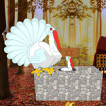 Escape Game Save The White Turkey