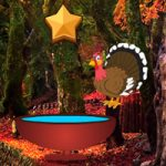 Escape With Thanksgiving Maple Leaf