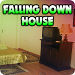Falling Down House Escape